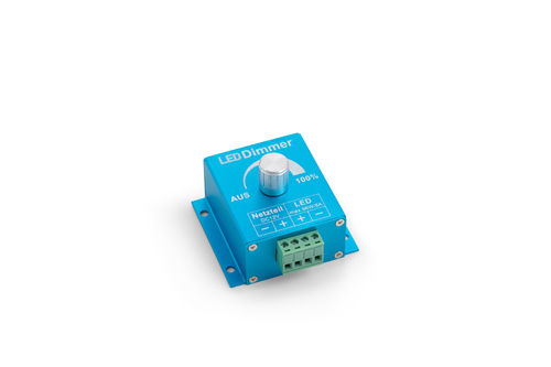 LED dimmer (manual 1-channel stepless)