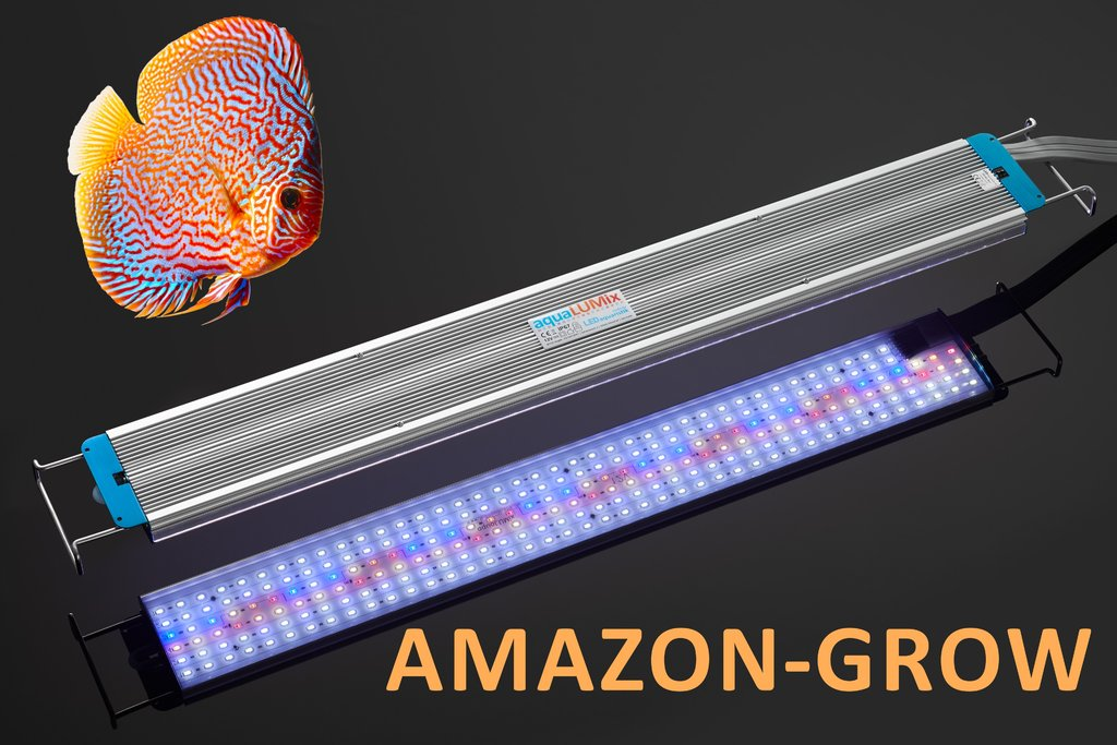 aquaLUMix LED-Aquarienleuchte AMAZON-GROW